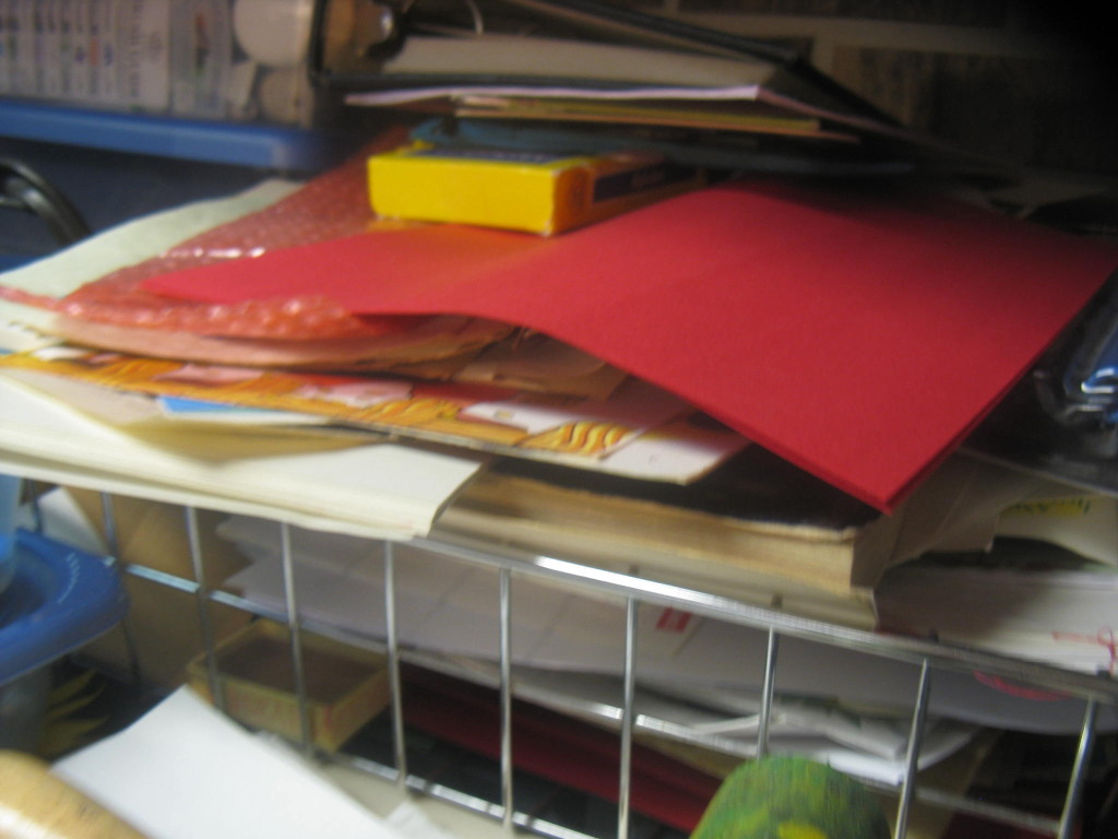 more paper for books